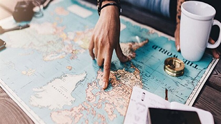 2018in En Popüler Seyahat Rotaları
