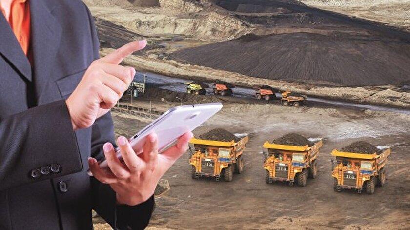 Madenlerdeki iş kazalarına Pardus'la anlık takip