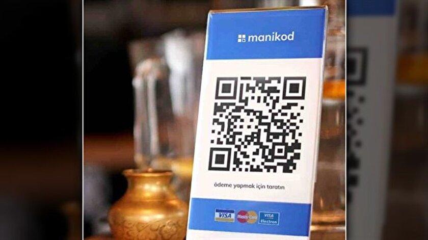 Karekod özelliği kredi kartı kullanımını daha güvenli hale getiriyor.