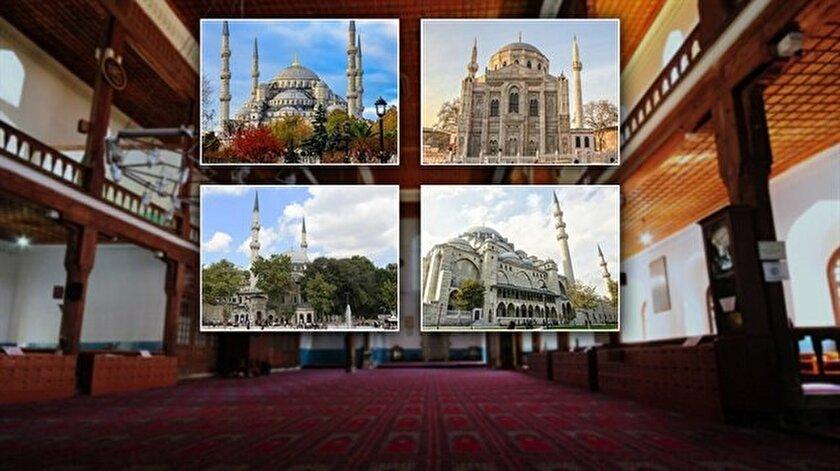 Nur Kandili Veli Gönenli Mehmed Efendi kitabında hangi camilerde hangi manevi sırların bulunduğu yazıyor.