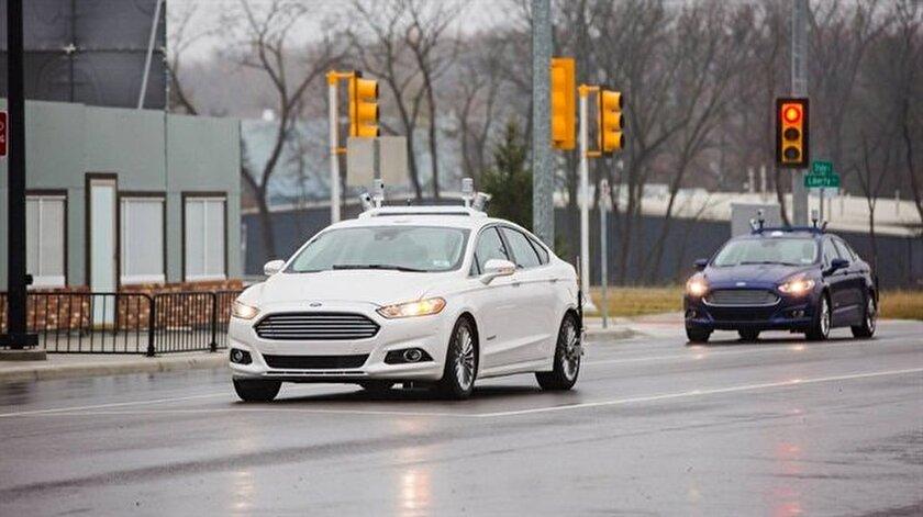 Ford, otonom teknolojisini zirveye çıkarmaya hazırlanıyor.