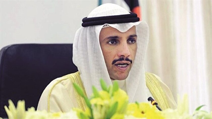 Kuveyt Meclis Başkanı Merzuk el-Ganim