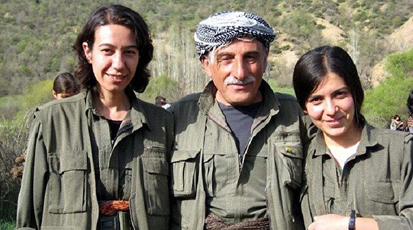 Duran Kalkan - PKK'lı kadın teröristler