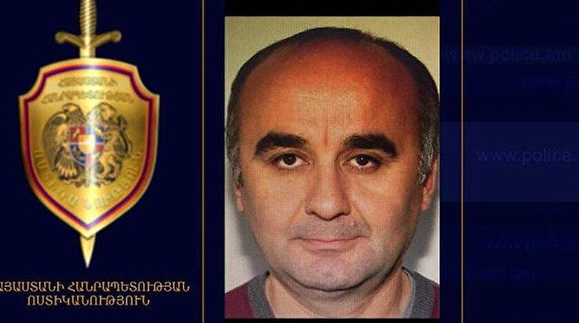 FETÖ'cü Öksüz, Ermenistan'ın başkenti Erivan'da yakalanıp gözaltına alınmıştı.