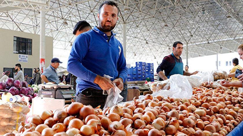 Soğanda fiyatlar tavan yaptı - Hastalık sonrası soğan fiyatları