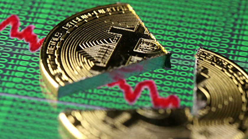 Bitcoin 12 günde yüzde 40 değer kaybetti