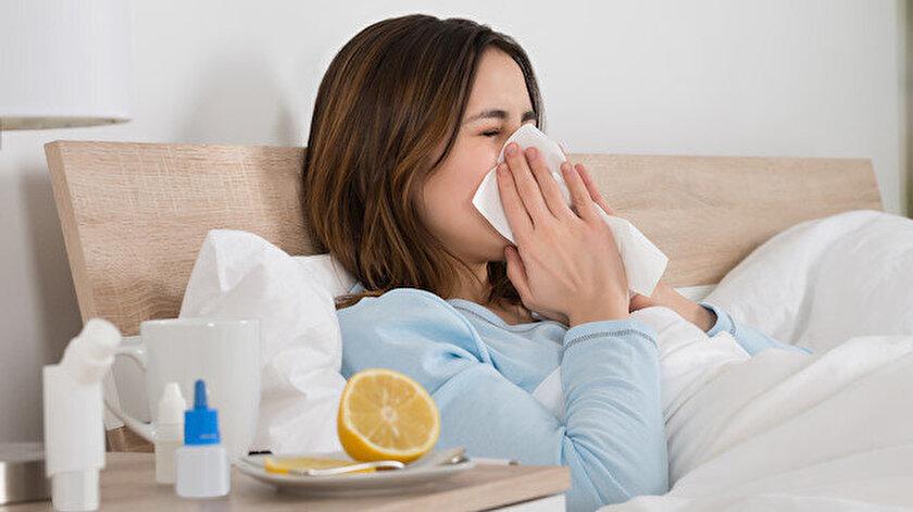 Grip en hızlı nasıl geçer? Gribe ne iyi gelir?