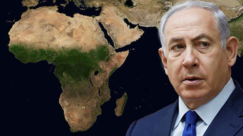 İsrail Başbakanı Binyamin Netanyahu, Afrika kıtasını önemsiyor.
