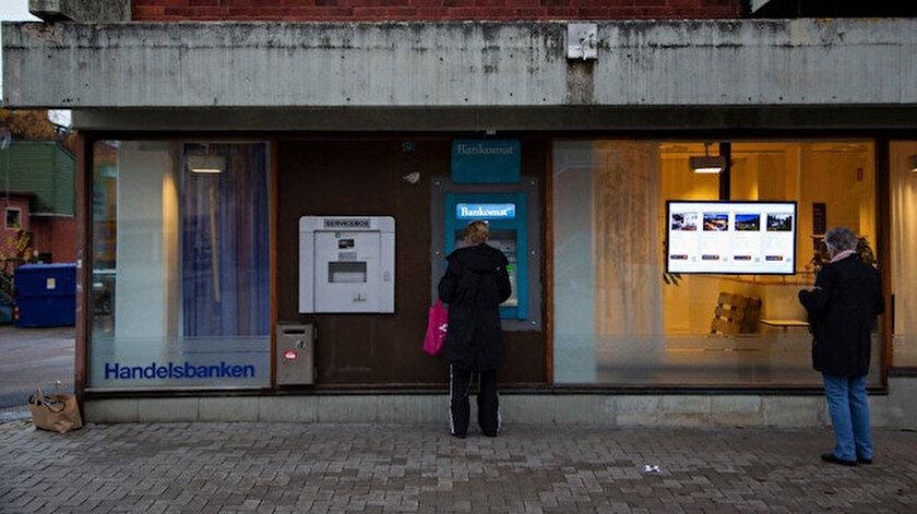 İsveç nakit parayı kaldırıyor