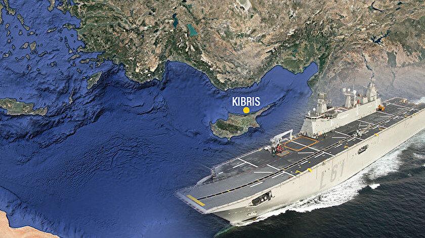Türkiyenin Kıbrısta kuracağı deniz üssünün özellikleri