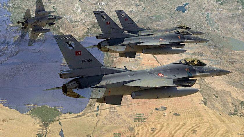 Suriye hava sahasını kapatırsa ne olacak? Fıratın doğusuna düzenlenecek operasyonda hangi silahlar kullanılacak