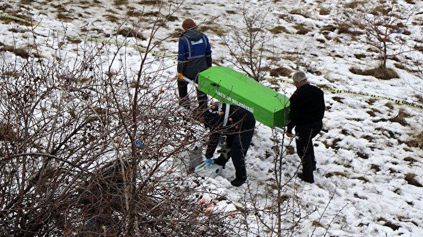 Hayatını kaybeden M.Ö.'nün cansız bedeni ise olay yeri inceleme ekiplerinin yaptığı çalışmalar sonrasında morga kaldırıldı.