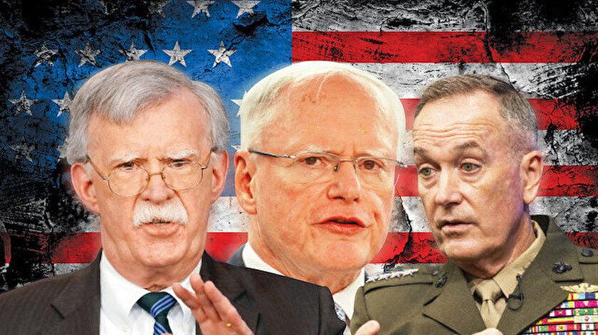 Bolton çekilmeyi çöpe attı: PKK'nı al ABD'ye götür