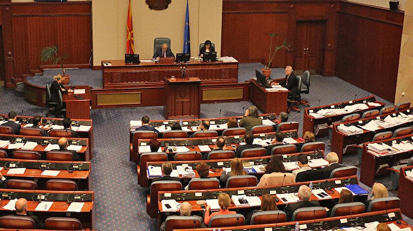 Makedonya Meclisi Kuzeyi onayladı - Son dakika haberleri