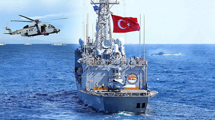 Mavi Vatan tatbikatı ne anlama geliyor - Mavi Vatan ne zaman bitecek - Ali Deniz Kutluk