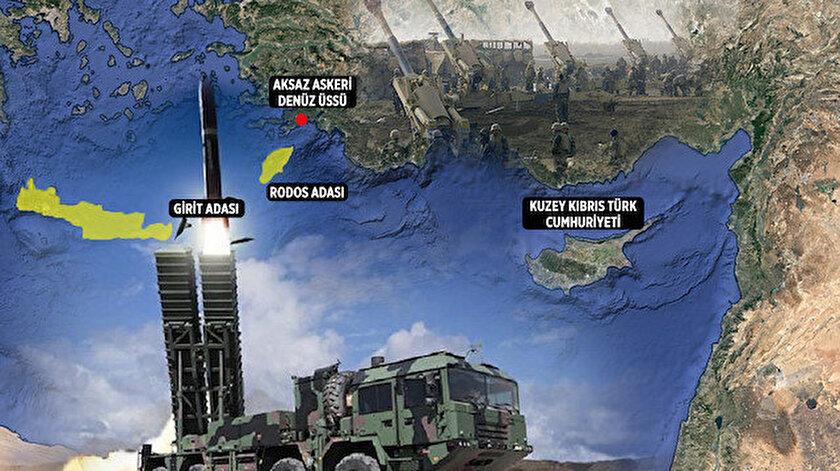 Uzmanlar, Doğu Akdeniz ve Ege'de Türkiye karşıtı ittifakın adımlarına devam etmesi durumunda atılacak adımları değerlendirdi.