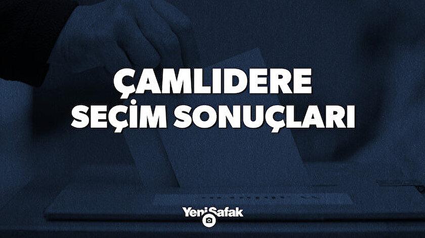 Ankara Çamlıdere  Yerel Seçim Sonuçları