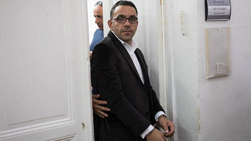 Kudüs Valisi Adnan Gays.