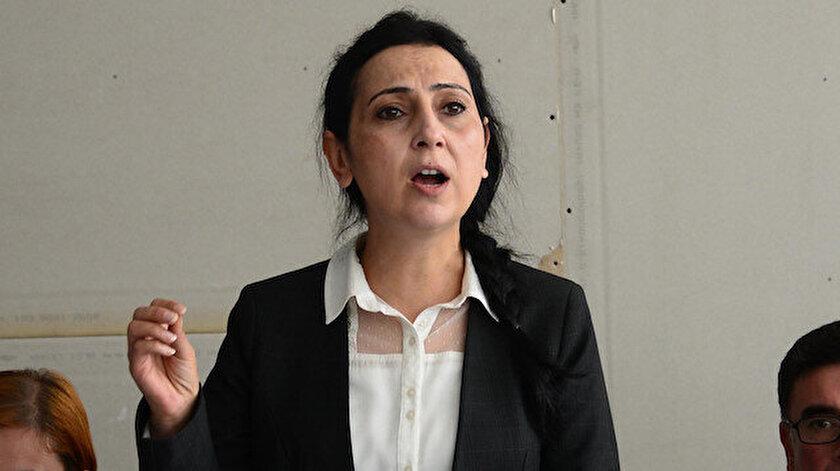 HDP Eş Genel eski Başkanı Figen Yüksekdağ