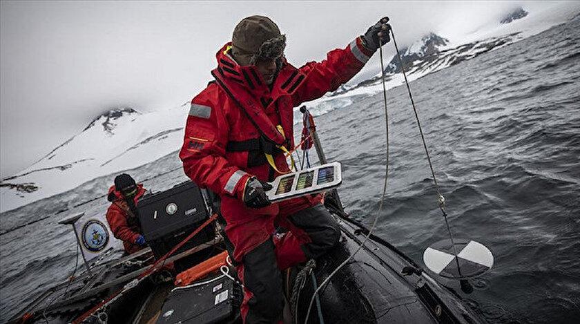 Bilim insanları 3. Antarktika seferinden topladıkları verilerle birlikte geri döndü.