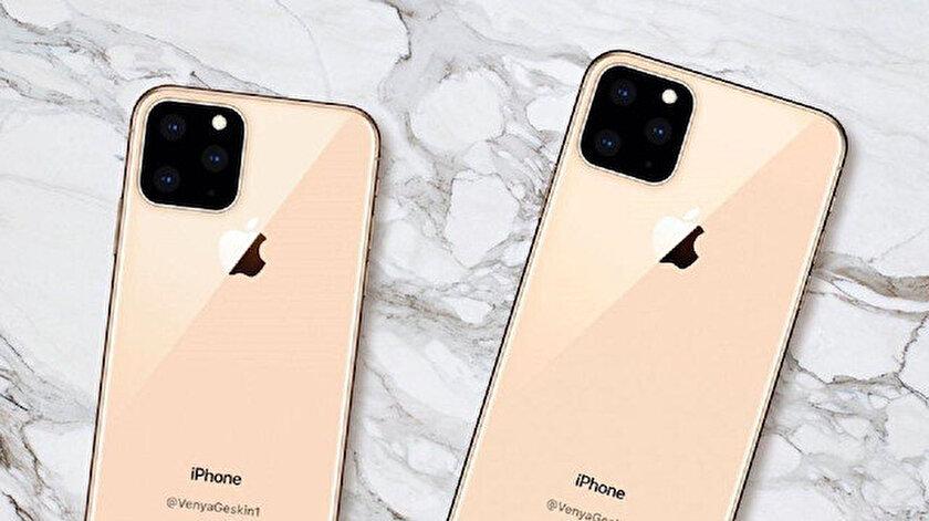 Yayınlanan görüntülerin iPhone XI ve XI Max'in koruma kılıfları üretimi için hazırlanan kalıplarına ait olduğunu iddia edildi.