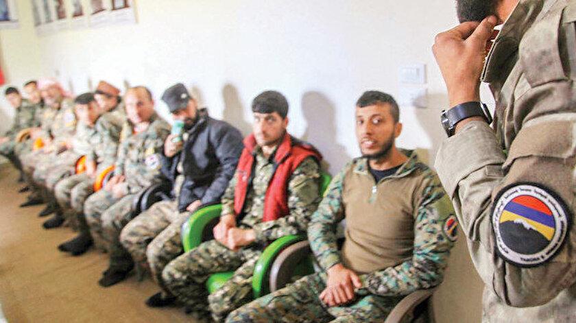 200 kişilik terörist grup dün faaliyete başladığını duyurdu.