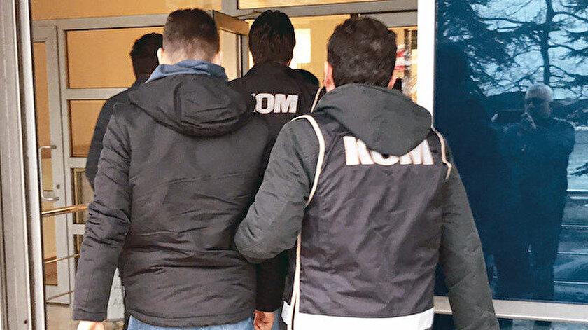FETÖ şüphelileri Yunanistana kaçarken sınırda yakalandı
