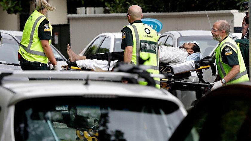 İki çocuk babası Zekeriya Tuyan, Christchurch Hastanesi'nde yoğun bakım ünitesinde tedavi altındaydı.