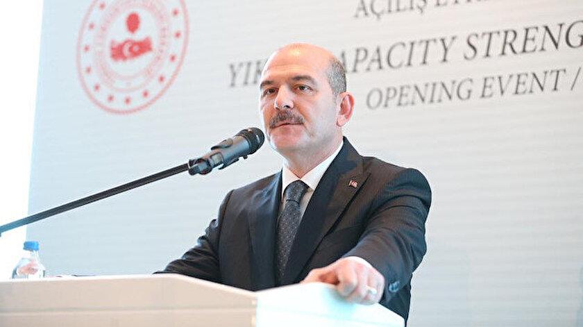 İçişleri Bakanı Süleyman Soylu, İBB'nin geçici başkanını atayacak.