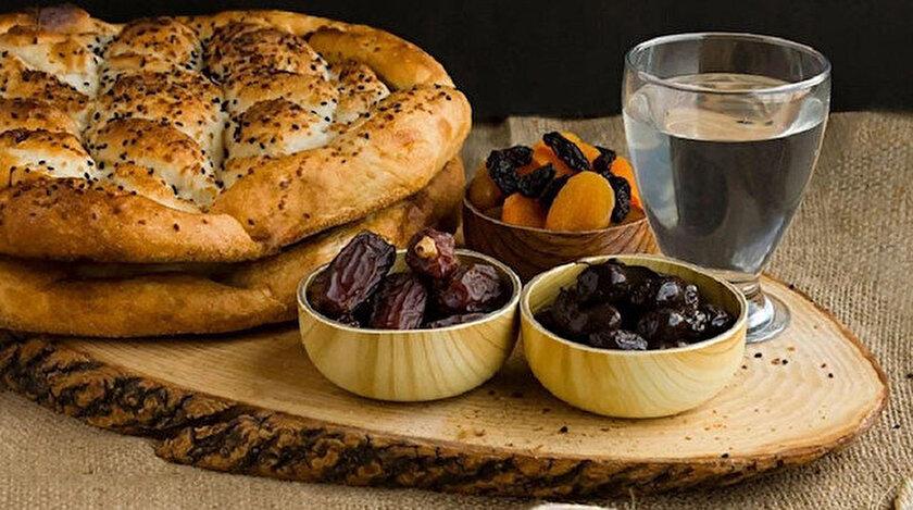 Ramazan Ayı İçin 3 Öneri Diyet Listesi