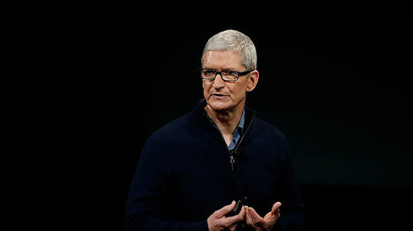 Apple'ın CEO'su Tim Cook