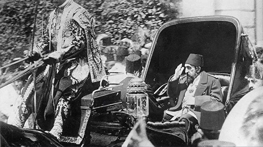 Sultan II. Abdülhamid Hân