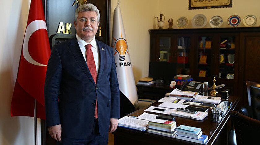 Muhammet Emin Akbaşoğlu.