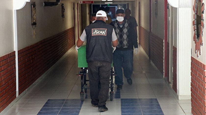 KKKA tanısı konulan hasta yoğun bakım servisinde tedavi ediliyordu.