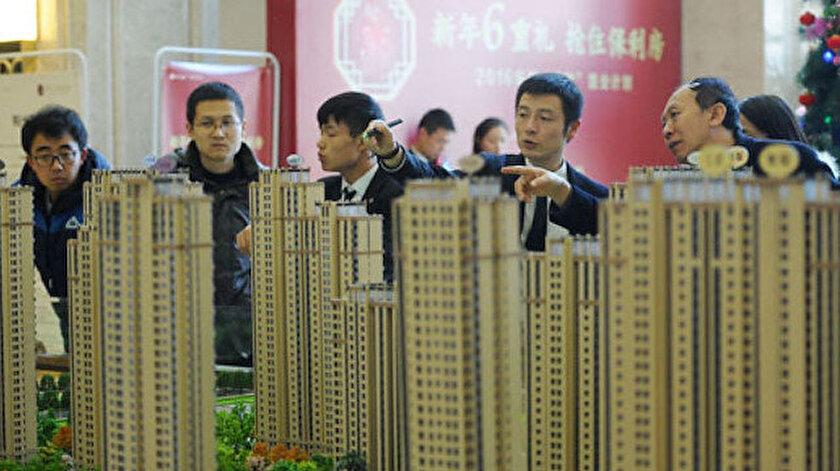 2019'un ilk 3 ayında yabancılara satılan gayrimenkullerin toplam yüz ölçümünün yüzde 13'ünü Çinliler satın aldı.