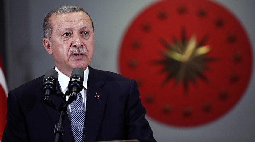 Erdoğan: İmamoğlunu tebrik ediyorum