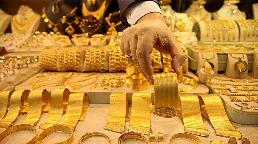 25 Haziran altın fiyatları.