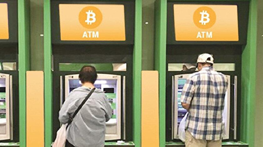 Bitcoin ATM'leri