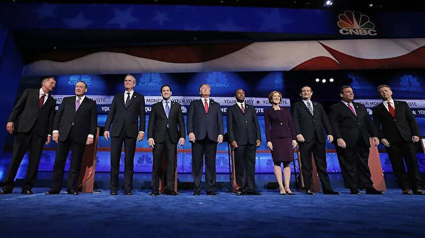 ABD'de 59. başkanlık seçimleri 3 Kasım 2020'de yapılacak.