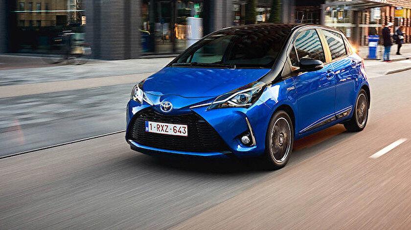 İstanbul'da satılan her 3 Toyota modelinden 2'si hibrit teknolojisine sahip.