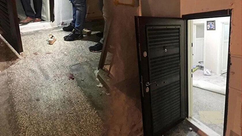 Diyarbakır'da olayın yaşandığı ev