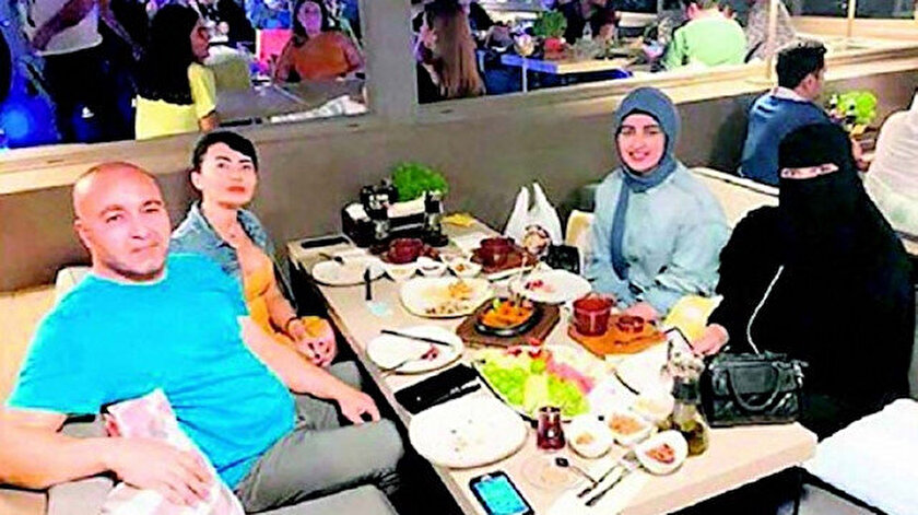 İş insanı Engin Yakut ve Arap misafirleri Bebek Otel'e alınmadı.