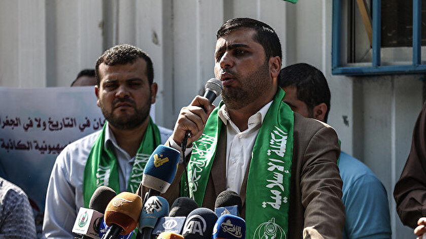 Hamas Sözcüsü Abdullatif el-Kanu