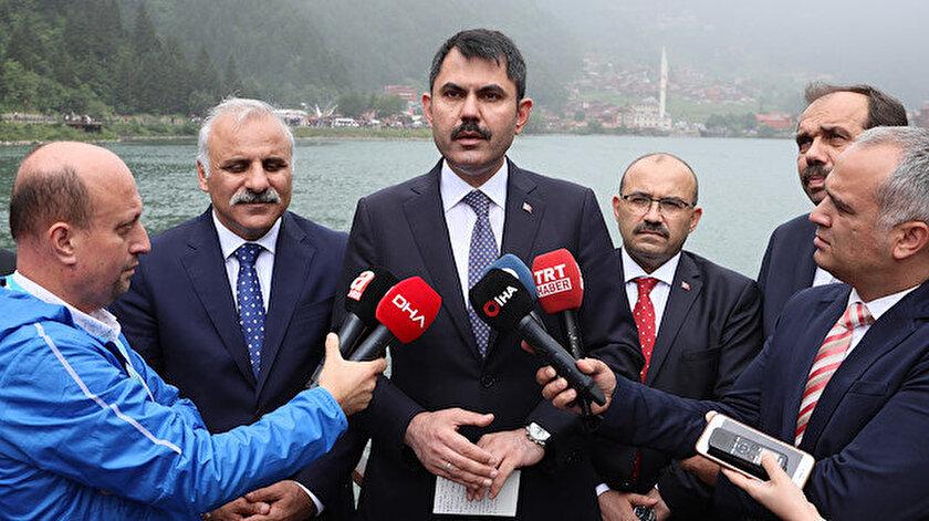 Çevre ve Şehircilik Bakanı Kurum