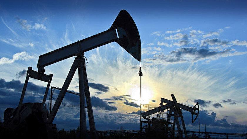 Brent petrol fiyatları jeopolitik risklerle yükselişe geçti.