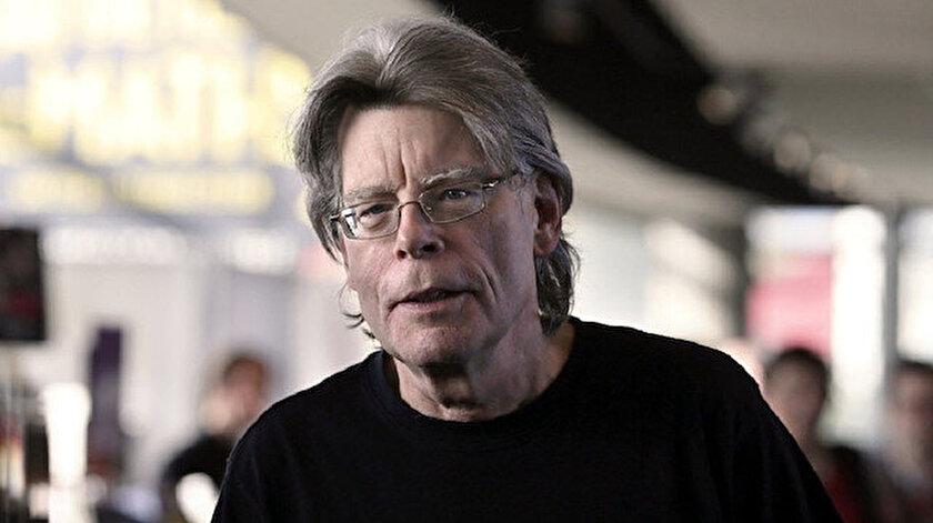 Amerikalı bilim kurgu yazarı Stephen King