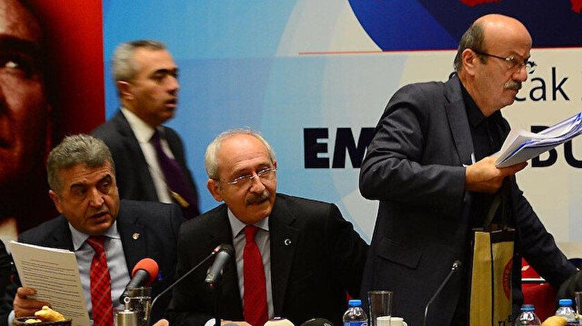 Kemal Kılıçdaroğlu - Mehmet Bekaroğlu