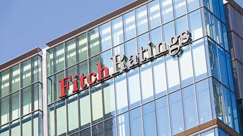 ABD merkezli derecelendirme kuruluşu Fitch