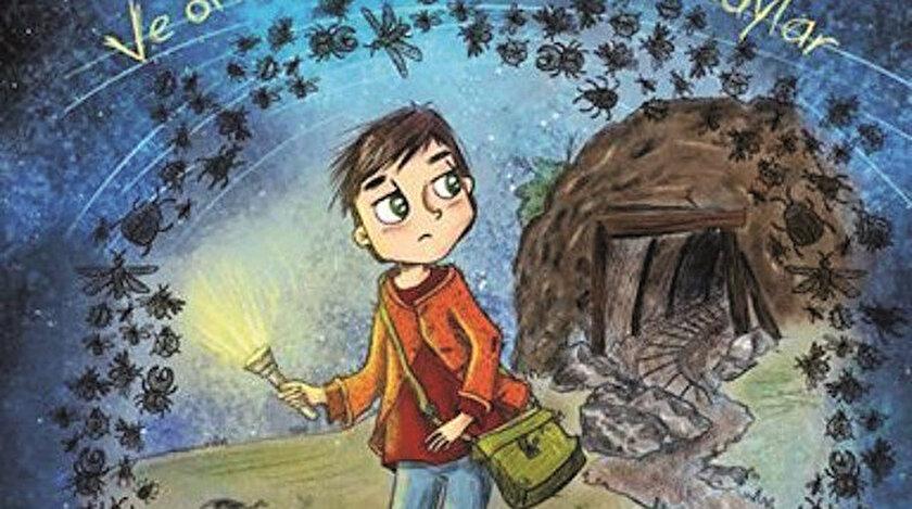 Böcek İstilası - Asık Suratlı Çocuk -2 isimli kitap Nur Dombaycı tarafından Damla Yayınevi'nden çıktı.