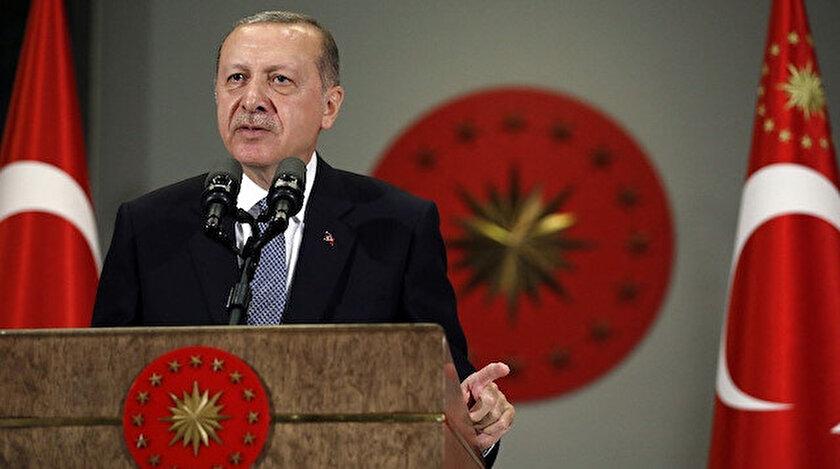 Cumhurbaşkanı Erdoğan: S-400ler tarihimizin en önemli anlaşmasıdır